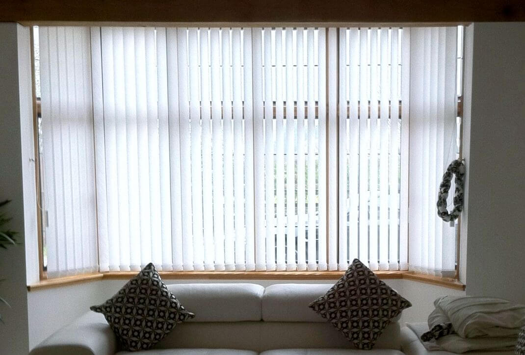 What blinds are best for bay windows for Best shades for windows