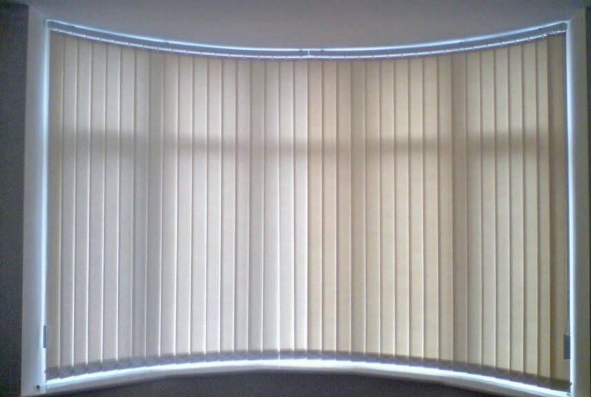 Vertical Blinds Bay Windows Kingston Blinds