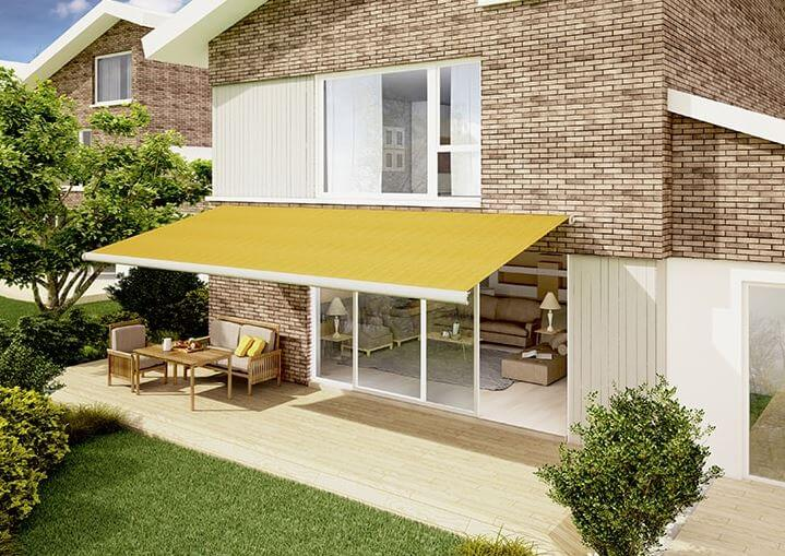 why you should invest in a garden awning this summer