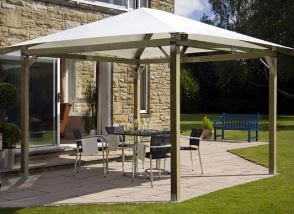 What Is The Difference Between An Awning And A Canopy
