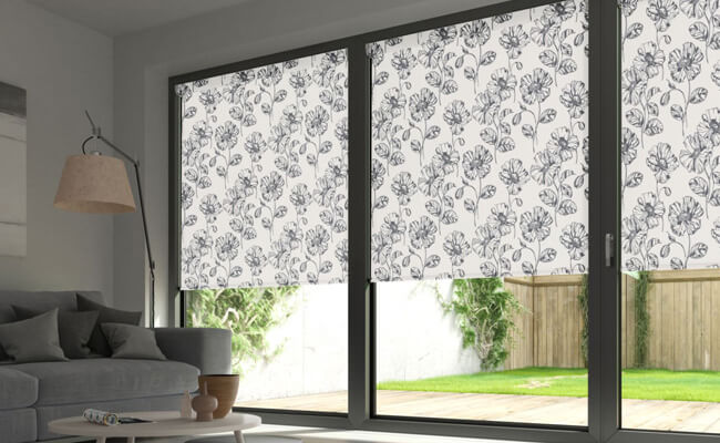 Patio Door Blinds Kingston Blinds