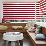 senses mirage red blinds, blinds hull, perfect fit blinds hull