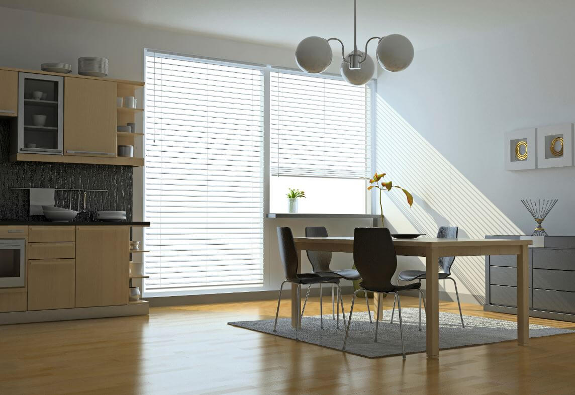 Floor To Ceiling Blinds